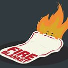 Fire Blanket by renduh