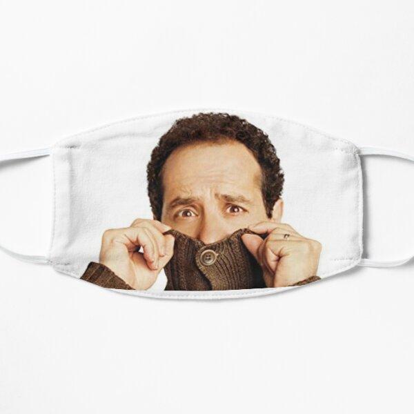 Mr Monk and the Coronavirus Flat Mask