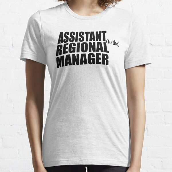 Assistant To The Regional Manager Essential T-Shirt