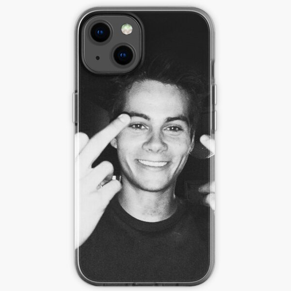 Dylan O'Brien Coque souple iPhone