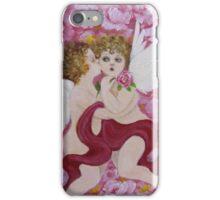 Victorian Valentine Cherubs iPhone Case/Skin