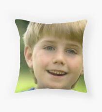Kazoo Kid Official Shirt Throw Pillow