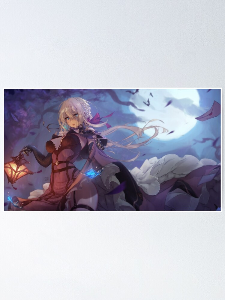 Alternate view of Violet Evergarden vampire   Violet Evergarden Poster