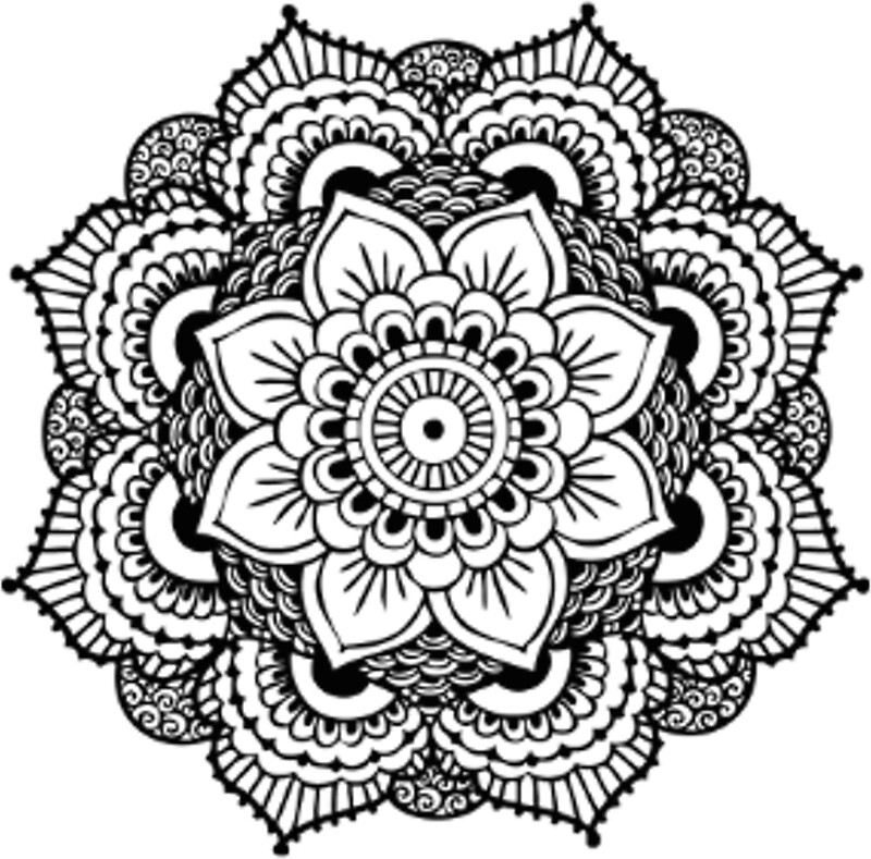 Black And White Stickers Redbubble