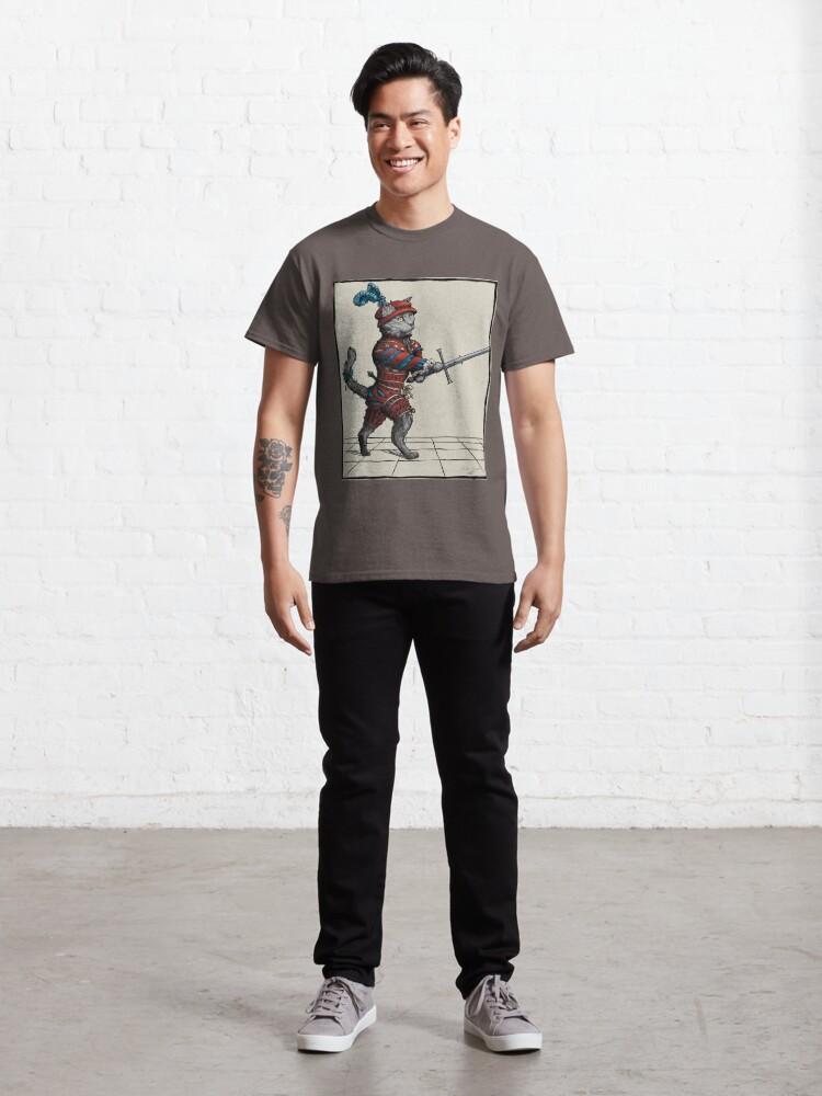 Alternate view of Hemanimals - MAOWROZZO Classic T-Shirt