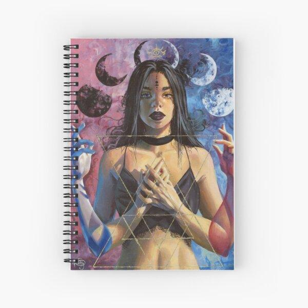 Serena Spiral Notebook