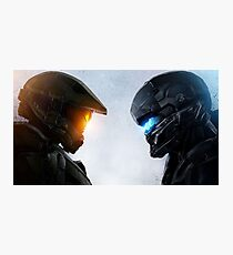 Halo 5 Epic Art Poster Photographic Print