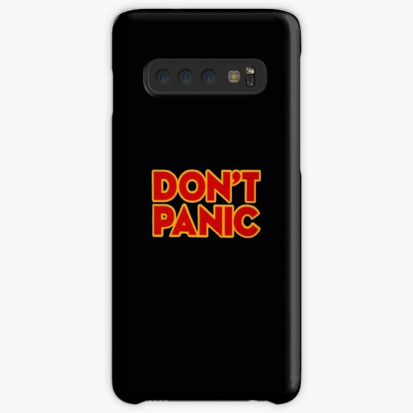 Don't Panic Samsung Galaxy Snap Case