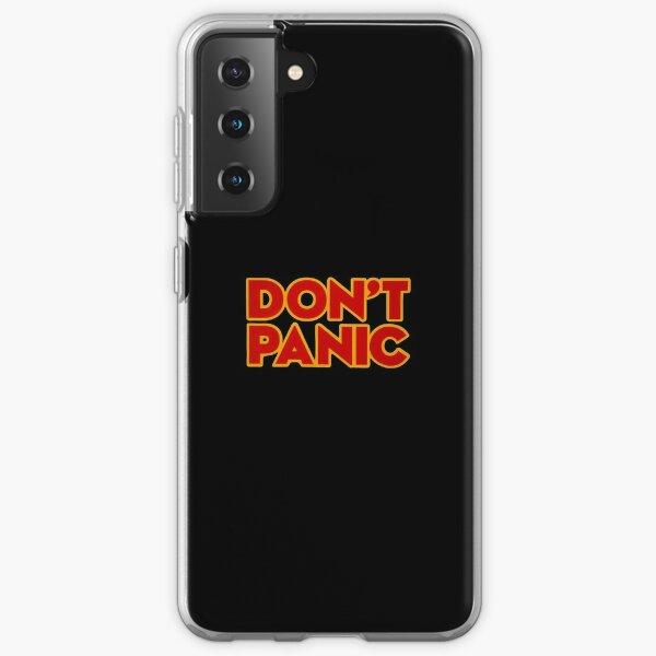 Ne paniquez pas Coque souple Samsung Galaxy