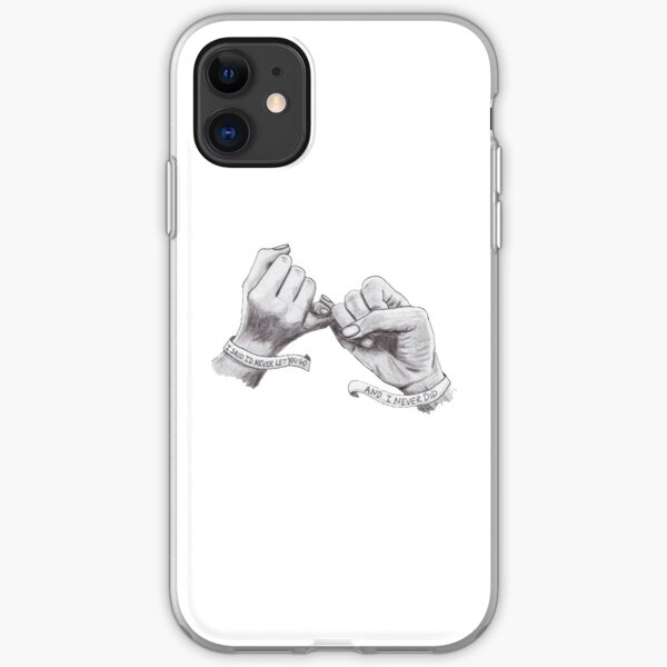 Have Faith In Me iPhone Soft Case
