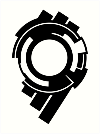 """""""Ghost in the Shell - Public Security Section 9 Logo ..."""