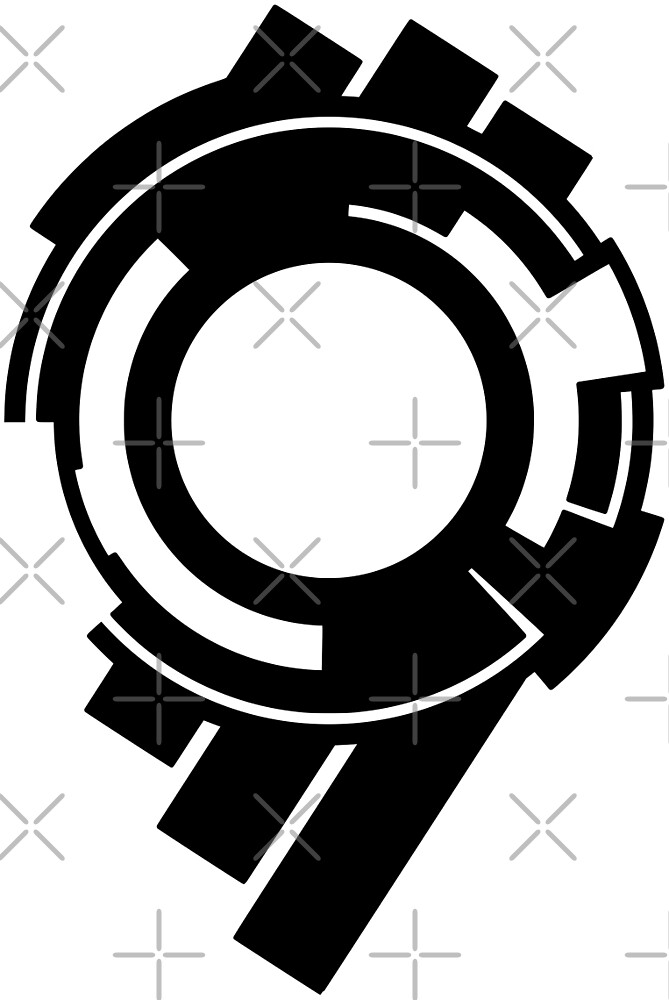 Quot Ghost In The Shell Public Security Section 9 Logo