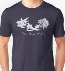 "Sora and Kairi - ""You Have Mine"" T-Shirt"