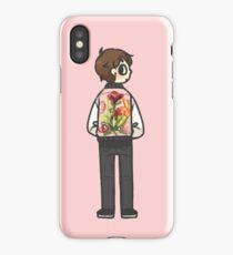 dan + phil: bomber jacket dan 2 iPhone Case/Skin