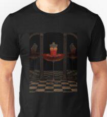 Red Firebird Classical Ballet Tutu Reflections T-Shirt