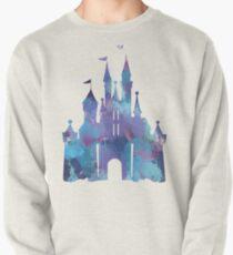 Splatter Paint Castle Pullover