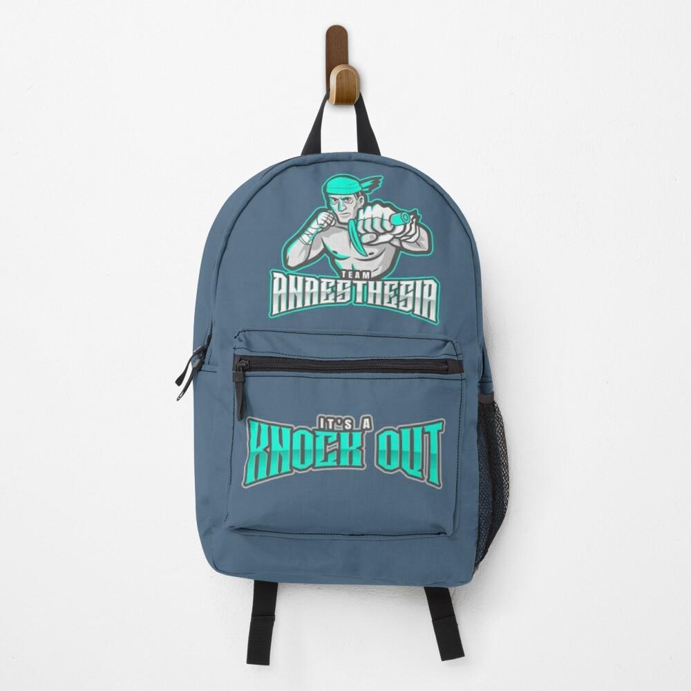 Team Anaesthesia WINNERS Backpack