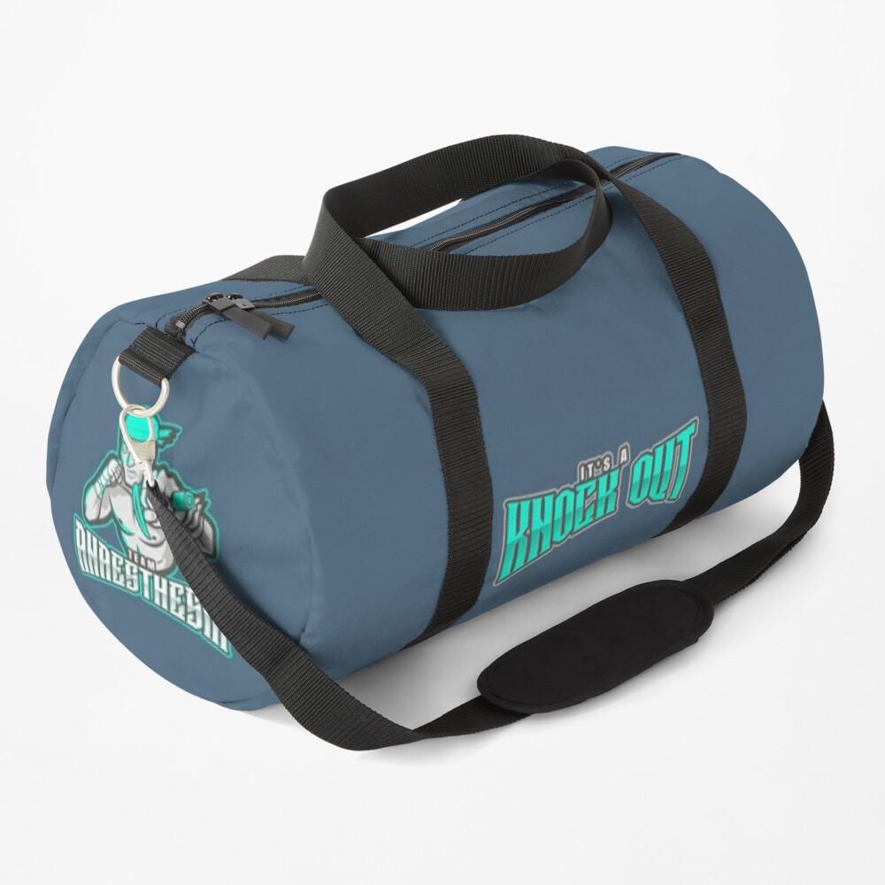Team Anaesthesia WINNERS Duffle Bag