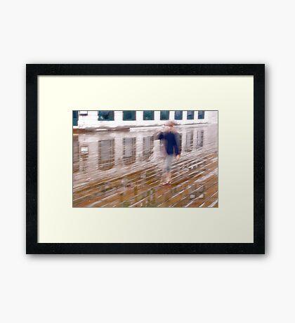 Lost Boy Framed Print