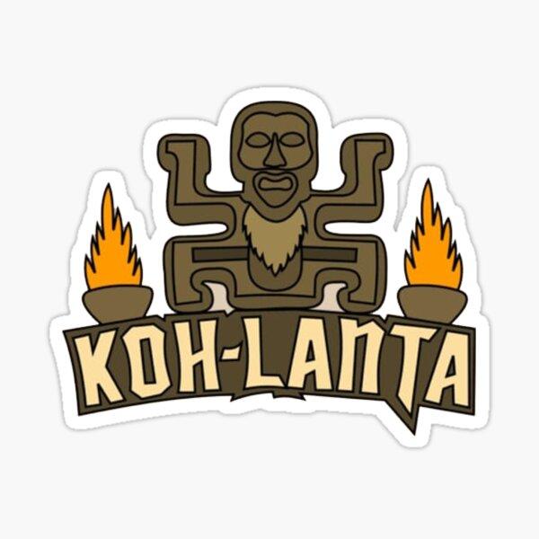 KohLanta Sticker