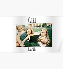 Start Your Own Girl Gang Series-The Virgin Suicides Poster