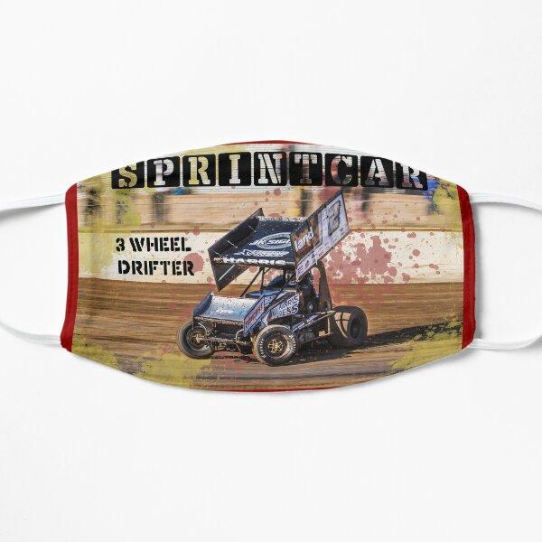 Sprintcar 3 Wheel drifter Flat Mask