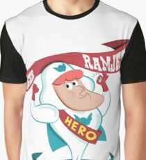 Roger Ramjet - hero of our nation Graphic T-Shirt