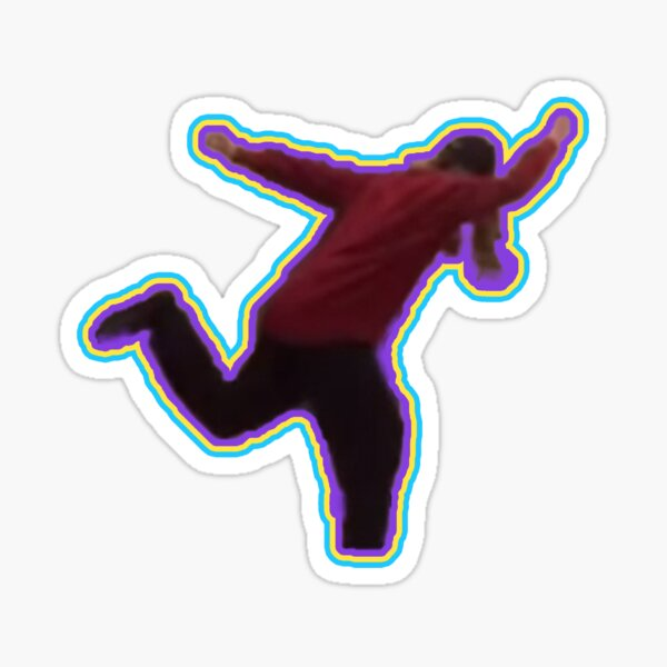 Haley's being a funny person tonight (freakshow pack 2) Sticker