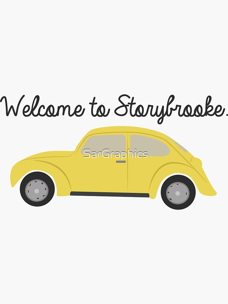 StoryBrooke by SarGraphics