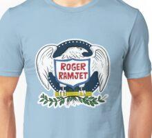 Roger Ramjet Bald Eagle Unisex T-Shirt
