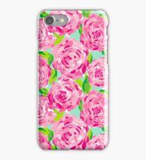 Pink Floral iPhone Case/Skin