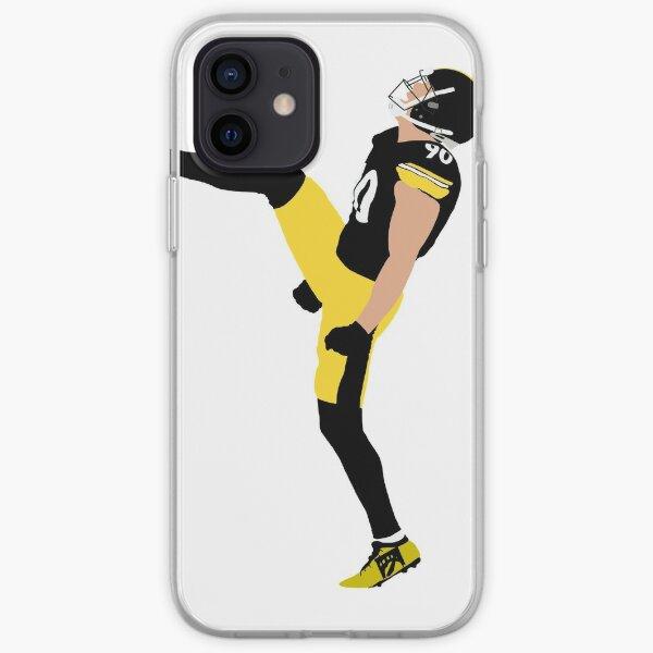 TJ Watt Steelers iPhone Soft Case