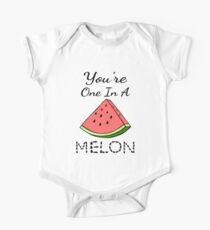 You're One In A Melon One Piece - Short Sleeve