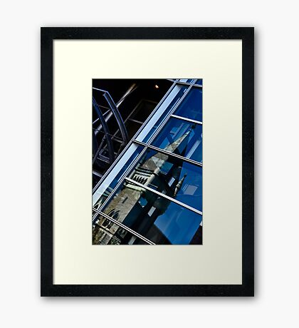 Montreal Reflections XI Framed Print