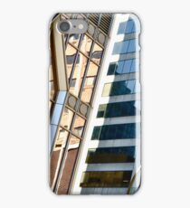 Montreal Reflections XIV iPhone Case/Skin