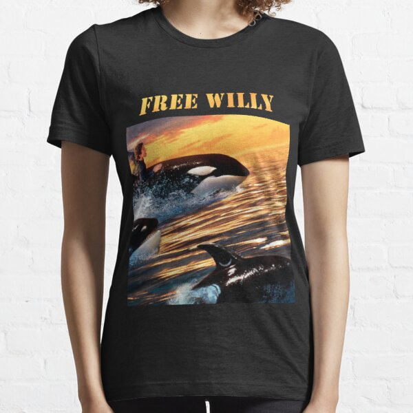 Free Willy,Frei Willy Essential T-Shirt