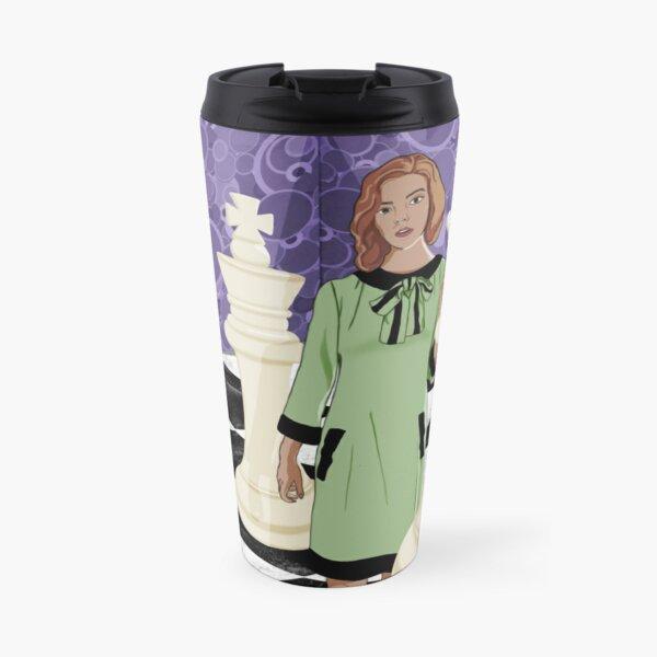 Queen's Gambit Travel Mug
