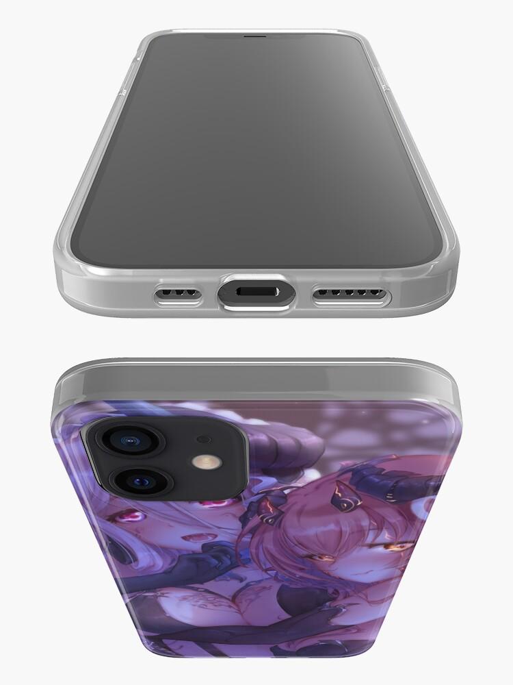 Alternate view of Miia X Mero succubus   Monster musume iPhone Case & Cover