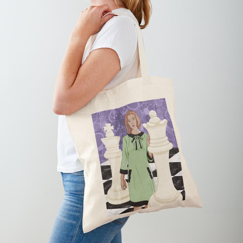 Queen's Gambit Tote Bag