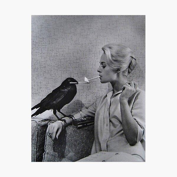 Las aves Lámina fotográfica