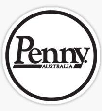 Penny Board Logo Sticker