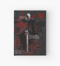 Devil May Cry 1 - Devil Hunter 3 Hardcover Journal