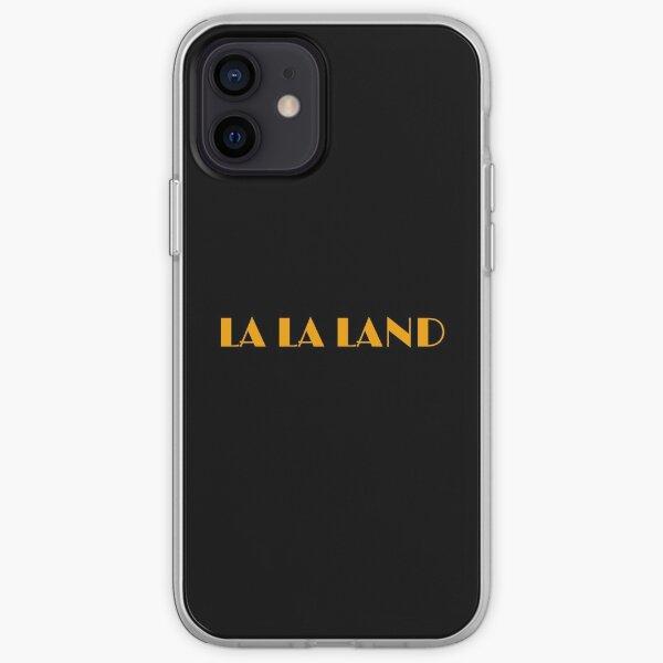 LA LA LAND  iPhone Soft Case