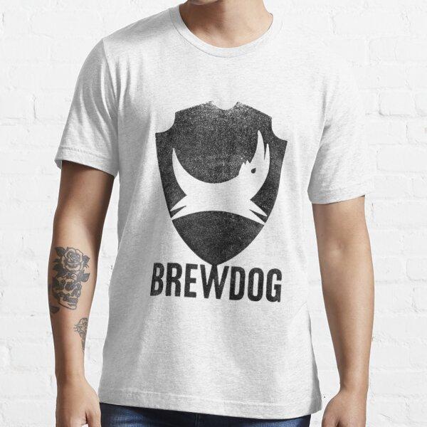 Logo Brewdog T-shirt essentiel