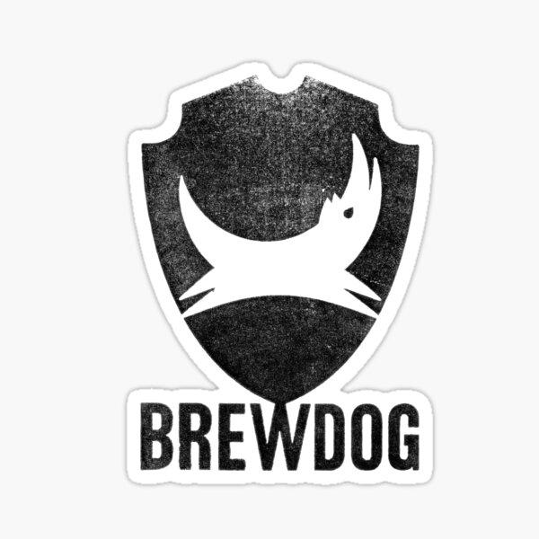 Brewdog logo Sticker