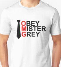50 SHADES OF GREY - OMG Unisex T-Shirt