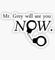 50 SHADES OF GREY - SEE Sticker