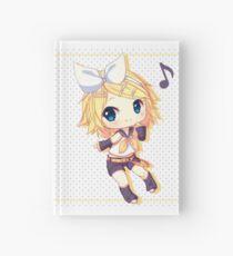 Kagamine Rin Hardcover Journal