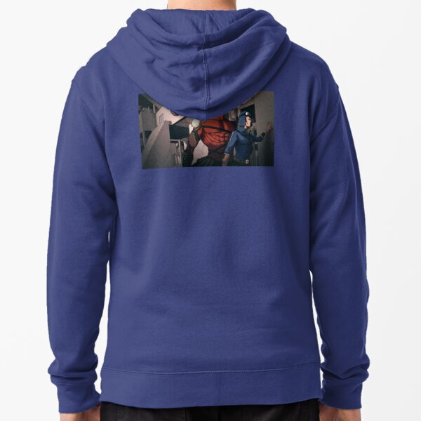 Over Arms - The Mirage Zipped Hoodie