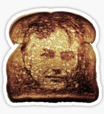Holy Dawkins Toast Sticker